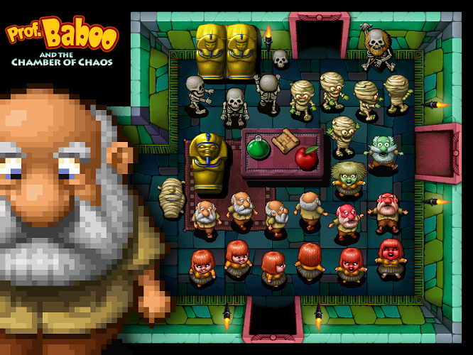 Prof. Baboo and the Chamber of Chaos