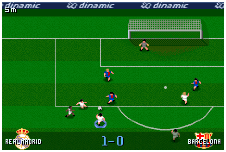 PC Fútbol Game Boy (Unpublished, 2000-2001)